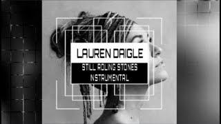 Lauren Daigle Still Rolling Stones Instrumental Track