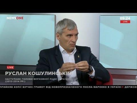 Руслан Кошулинський про тарифи на газ, нацменшини та державну мову