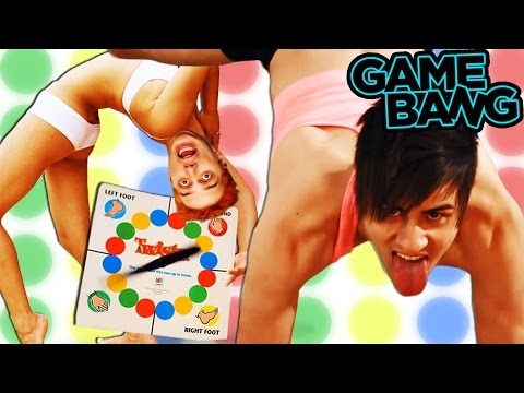 ADULT TWISTER BANG (Game Bang)