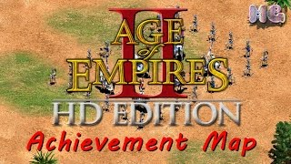 Achievement map - Age of Empires II: HD Edition