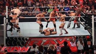 10-Man Intercontinental Championship Battle Royal: Raw, September 26, 2011