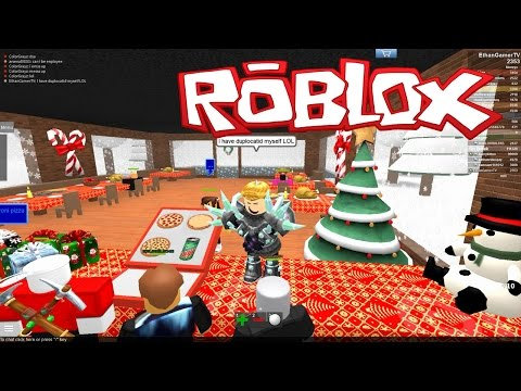Work at a Pizza Place | ROBLOX