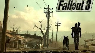 Fallout 3 Gameplay Español parte 14 Grayditch