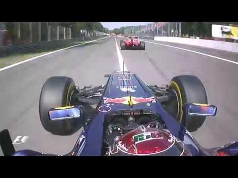 Belgian Gp Sebastian Vettel Post Race Interview Formula