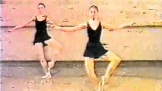 [Balletoman.com]The lessons of classical dance LA Kovaleva II, III-courses [1994.1995 gg] N. Dudinskaya [1988]-3