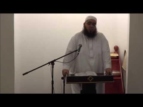Moulana Mikaeel- Tafseer on 5/30/14