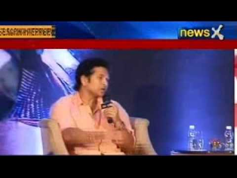 The ultimate sports show: Exclusive Interview with Sachin Tendulkar