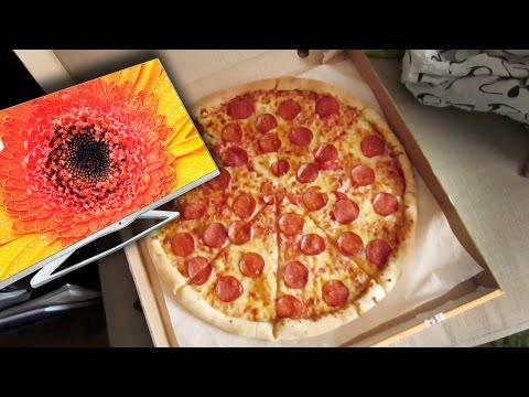 Вложки - Вместо пиццы привезли телевизор