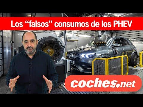 """El """"engaño"""" del consumo de los híbridos enchufables (PHEV)   Análisis en español   coches.net"""
