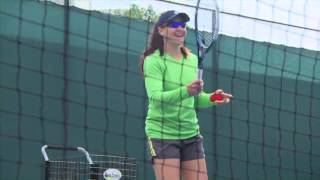 Dubai Duty Free Special Needs Tennis Clinic Enjoyed By All