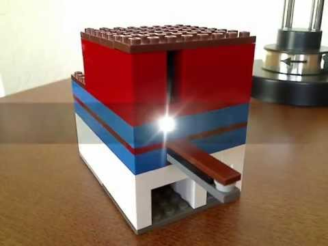 Lego Gobstopper Machine v5 *Coin rejection* w/ Tutorial
