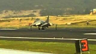 Airport Goa GOI India jet fighter air force Indian combat training