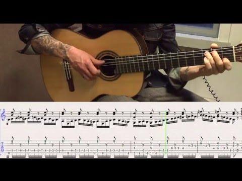 Хулио Сальвадор Сагрегас - Op.48-Sonatina-Estudio No.8