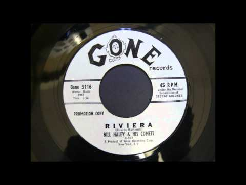 BILL HALEY&HIS COMETS - RIVIERA - GONE 5116 - 1961