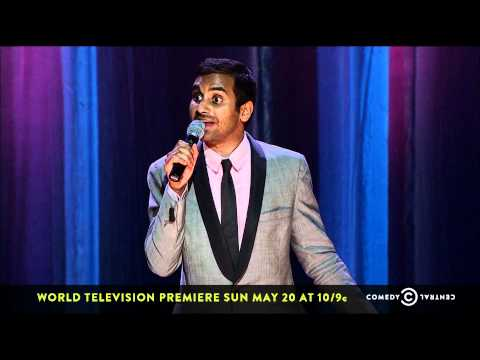 Aziz Ansari - 50 Cent Grapefruit Story (Comedy Central Stand-Up)