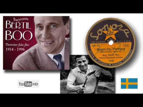 Bertil Boo - Halsa dem därhemma 1948