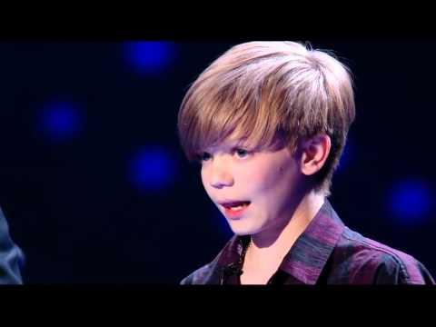 Ronan Parke талантище, но уж очень скромный мальчик !!! video