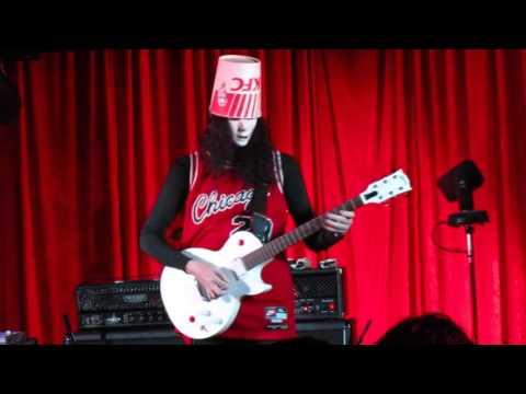 Buckethead - Mr Sandman