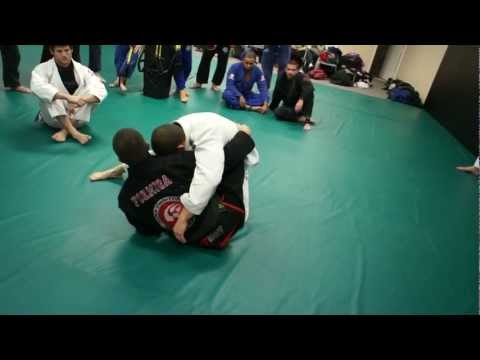 Formiga BJJ - Butterfly Sweep setup to X-Guard Standup Sweep - Brazilian Jiu-Jitsu Techniques Image 1