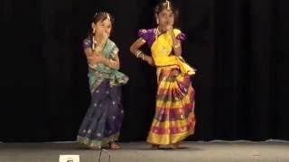 Nithiyashree - Laya - Tamil School Annual Day Performance