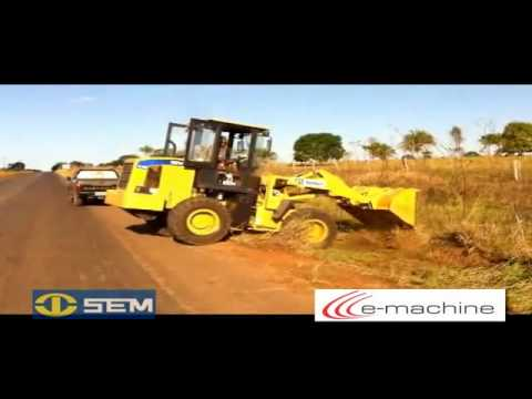 Aplicação Geral - Máquinas SEM / Emachine
