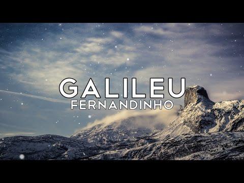 Galileu - Fernandinho(Playback E Legendado)