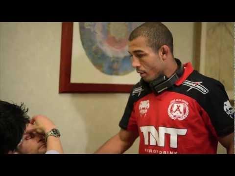 Dana White UFC on FUEL TV 7 Vlog Day 1