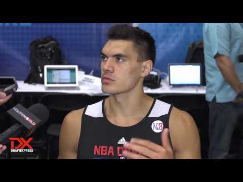 Steven Adams Draft Combine Interview