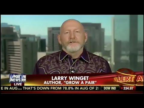 Larry Winget-on Fox News discussing retirement/stock market-LW#218