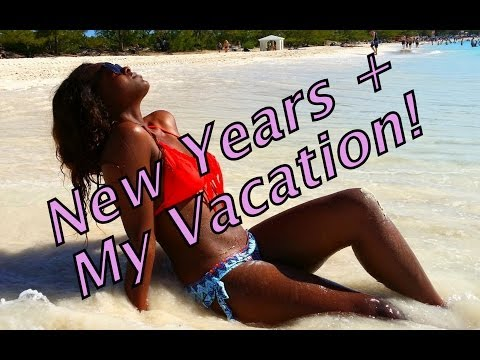 Vlog | New Years + Cruise Vacation!!