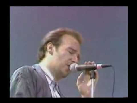 "Midge Ure Singing ""Vienna"" LiveAid"