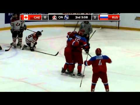 Dec 14, 2015 WJAC: Canada East 1-6 Russia