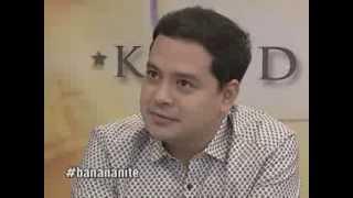 John Lloyd Cruz : 'Na-miss ko ang Tabing Ilog'