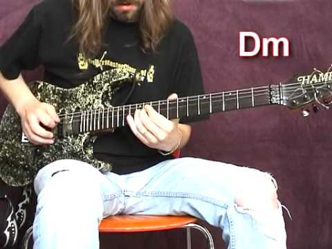 Emir Hot - Climax in a solo - guitarmasterclass.net