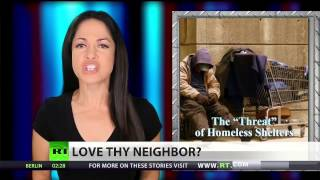 Pol calls (homeless) shelter a