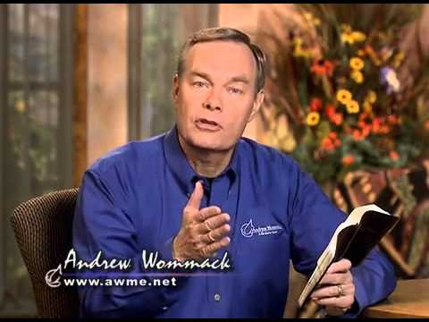 Andrew Wommack: the Believer's Authority - Week 3 - Session 2