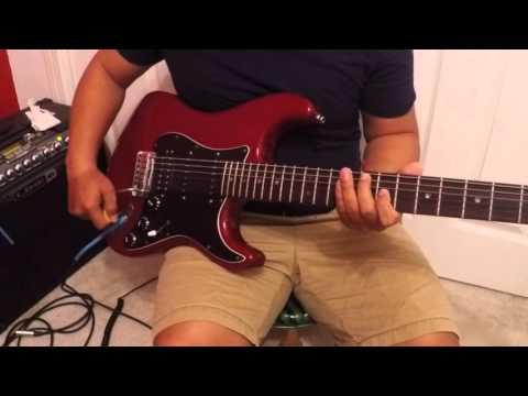 Nkauj See Zaj Dab Neeg guitar Cover