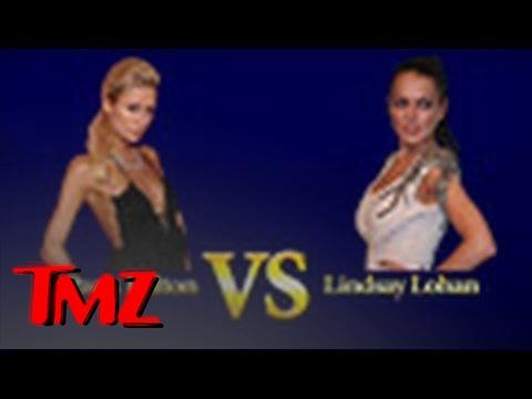 Paris Hilton Trashes Lindsay Lohan