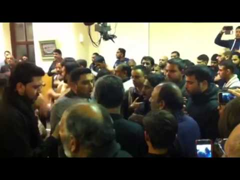 Katri Bawa - Par Nad-e-ali (new Noha  24th Muharram 2013 - Hussiania Bradford Uk) video