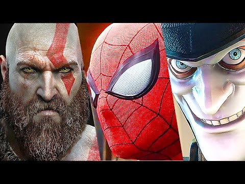 TOP Best 20 Games of E3 2016