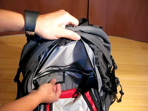 North Face Recon Backpack Review Video