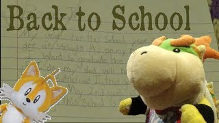 Back to School. Episode 2: Goals for the School Year