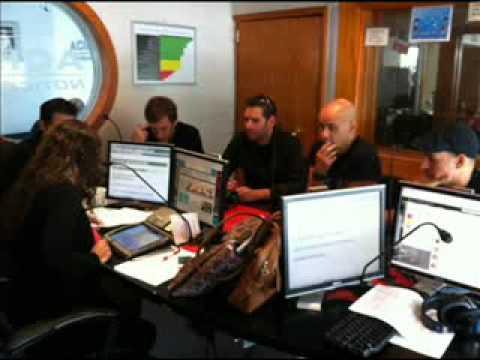Entrevista A Magneto En 88.9 Noticias