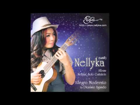 Allegro Moderato by Dionisio Aguado played by Nellyka (เนลลี) on Guitalele