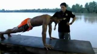 Buakaw Physical Fitness New Training Thailand By RAM5ARECORDZ