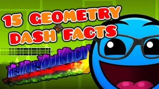 15 Facts About Geometry Dash