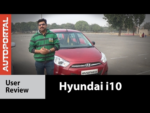 Hyundai i10 Era (Petrol) - User Review