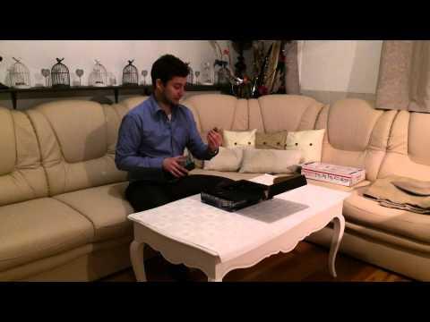 Deuxième video d'unboxing 2014