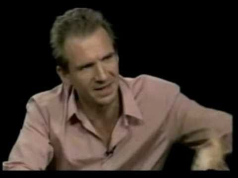 Ralph Fiennes Interview, The Real TE Lawrence