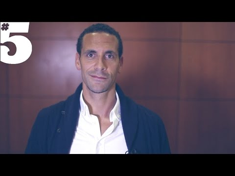 Rio Ferdinand Introduces Issue 21 ft. Kevin Systrom, Eden Hazard & Ciara